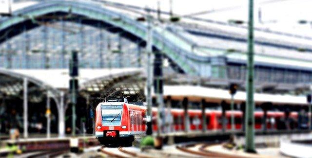podroż pociągiem